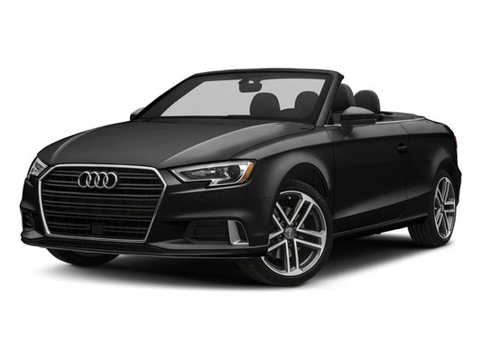 2018 Audi A3 Cabriolet 2 0 Tfsi Tech Premium Fwd In Raleigh Nc Leith Cars