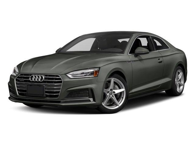 New 2018 Audi A5 2 0t Premium Plus North Carolina