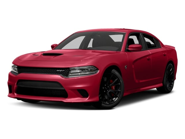 New 2018 Dodge Charger Srt Hellcat North Carolina