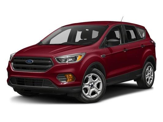 9f9546b45843 New 2018 Ford Escape SE FWD North Carolina 1FMCU0GD4JUD41112