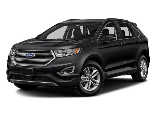 New 2018 Ford Edge Titanium FWD North Carolina ...