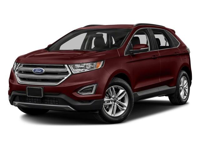 Ford Edge Titanium Fwd In Raleigh Nc Leith Cars