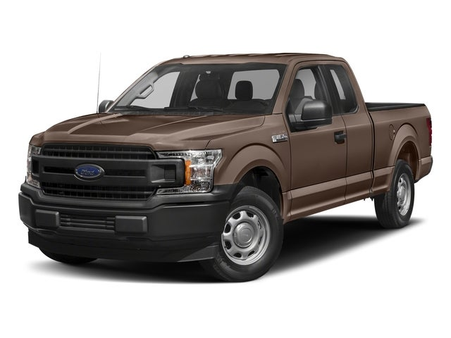 2018 Ford F 150 Xlt 4wd Supercab 6 5 Box In Raleigh Nc