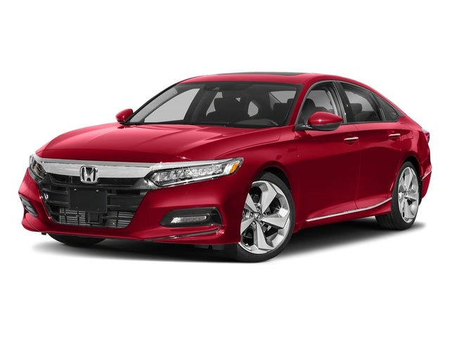 New 2018 Honda Accord Sedan Touring Cvt North Carolina