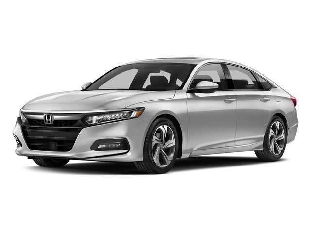 New 2018 honda accord sedan ex 1 5t cvt north carolina for Honda accord old model