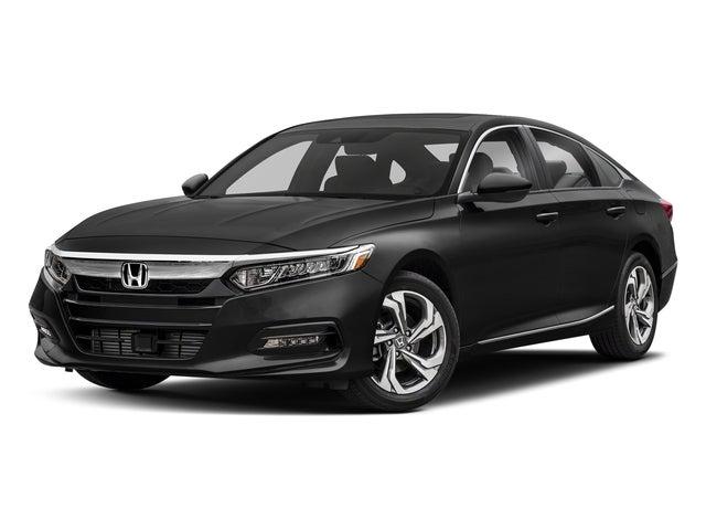 New 2018 Honda Accord Sedan Ex L Cvt North Carolina