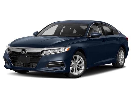 Honda Accord Lx >> 2018 Honda Accord Lx 1 5t Cvt