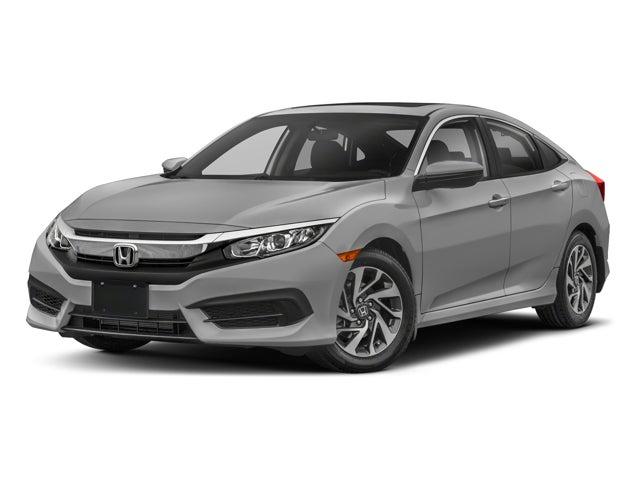 2018 Honda Civic Sedan EX CVT In Raleigh, NC   Leith Cars