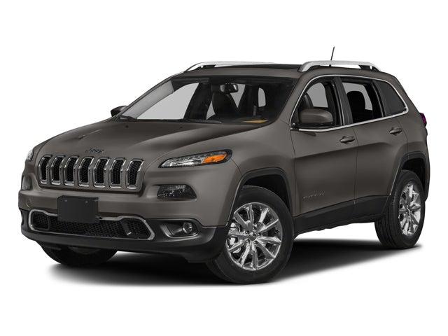 Jeep Cherokee White And Black >> New 2018 Jeep Cherokee Limited 4x4 North Carolina ...