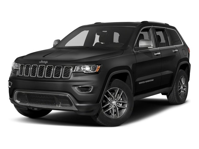 new 2018 jeep grand cherokee limited 4x4 north carolina. Black Bedroom Furniture Sets. Home Design Ideas
