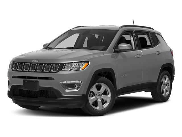 New 2018 Jeep Compass Trailhawk 174 4x4 North Carolina