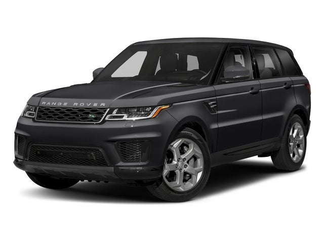 2018 range rover sport supercharged