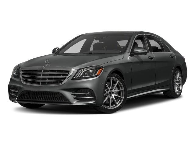 New 2018 mercedes benz s 450 sedan north carolina for Mercedes benz south blvd charlotte nc