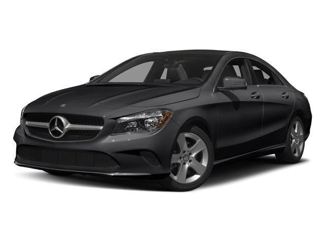 New 2018 mercedes benz cla 250 north carolina for Mercedes benz oil change price