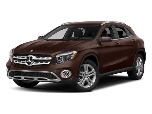New 2018 mercedes benz gla 250 suv north carolina for Mercedes benz oil change price