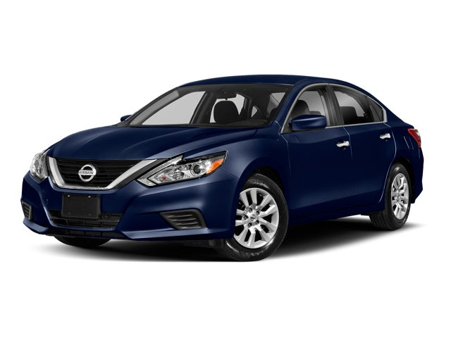 New 2018 Nissan Altima 2 5 Sr Sedan North Carolina