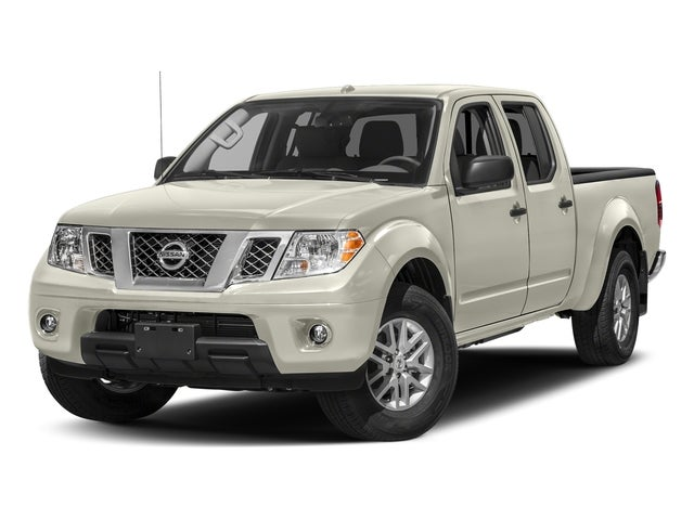 new 2018 nissan frontier crew cab 4x4 sv v6 auto north. Black Bedroom Furniture Sets. Home Design Ideas