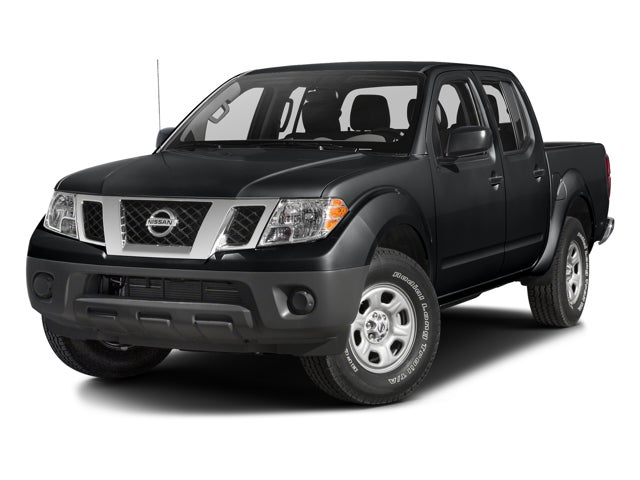 new 2018 nissan frontier crew cab 4x4 s auto north. Black Bedroom Furniture Sets. Home Design Ideas