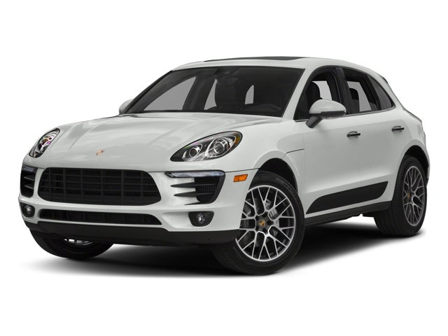 New 2018 Porsche Macan S 95BAB1 North Carolina WP1AB2A51JLB36169