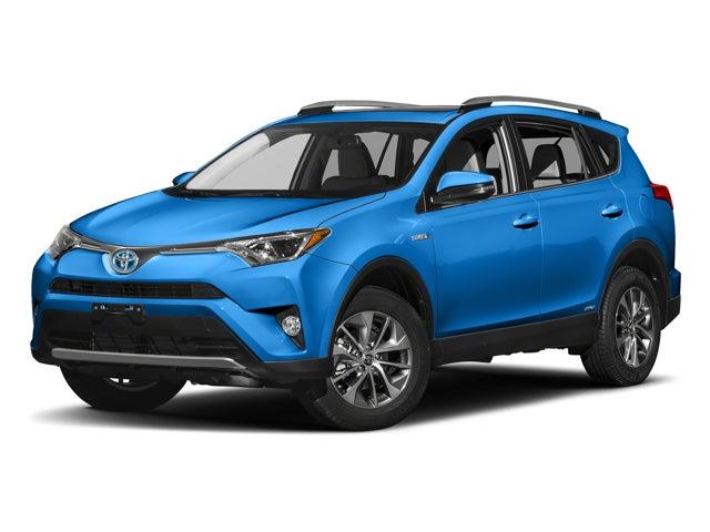 New 2018 Toyota Rav4 Hybrid Le Awd North Carolina