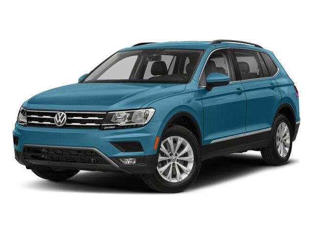 New 2018 Volkswagen Tiguan 2 0t Se Fwd North Carolina