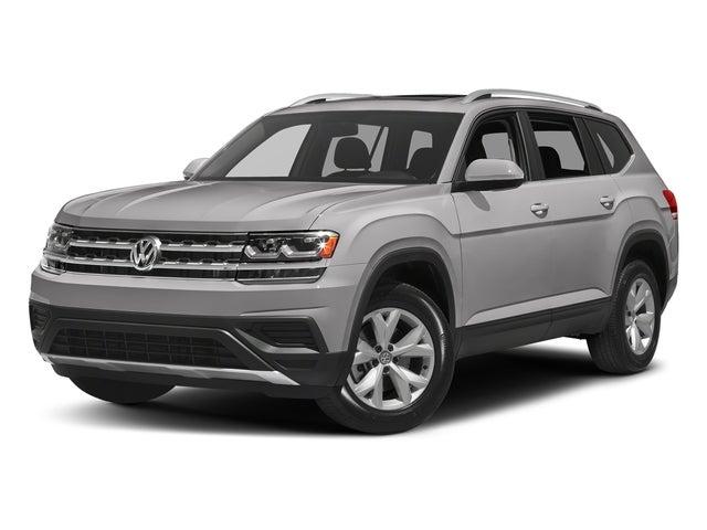 2018 Volkswagen Atlas In Raleigh Nc Leith Cars