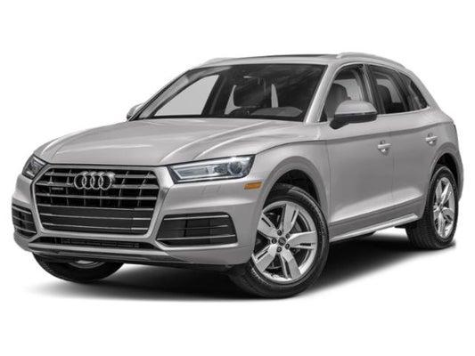 Audi Q5 0 60 >> 2019 Audi Q5 Premium Plus 45 Tfsi Quattro