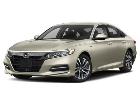 2019 Honda Accord Hybrid Sedan In Raleigh Nc Leith Cars