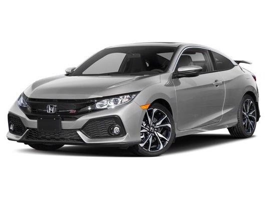 2019 Honda Civic Si Coupe Base In Raleigh Nc Leith Cars