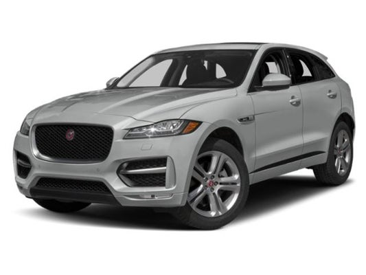 2019 Jaguar F Pace 30t R Sport Awd