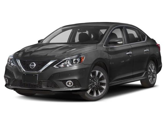 New 2019 Nissan Sentra SR CVT North Carolina 3N1AB7APXKY308338