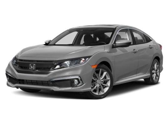 2020 Honda Civic Ex L Cvt