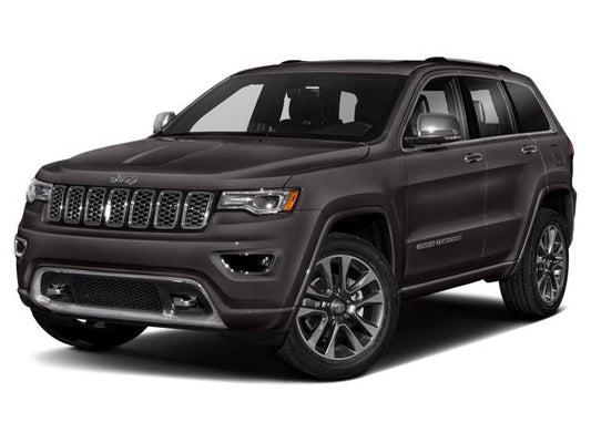 Jeep Grand Cherokee Overland >> 2020 Jeep Grand Cherokee Overland 4x4