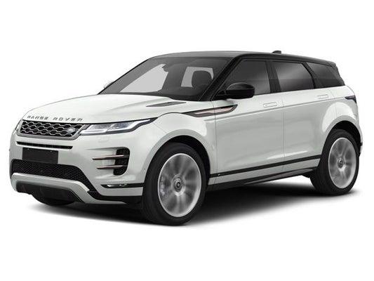 Range Rover Evoque >> 2020 Land Rover Range Rover Evoque P300 R Dynamic S