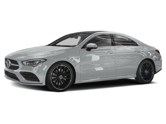 2020 Mercedes Benz Cla 250 Coupe