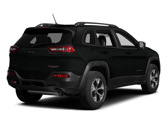 Used 2014 Jeep Cherokee 4wd 4dr Trailhawk North Carolina