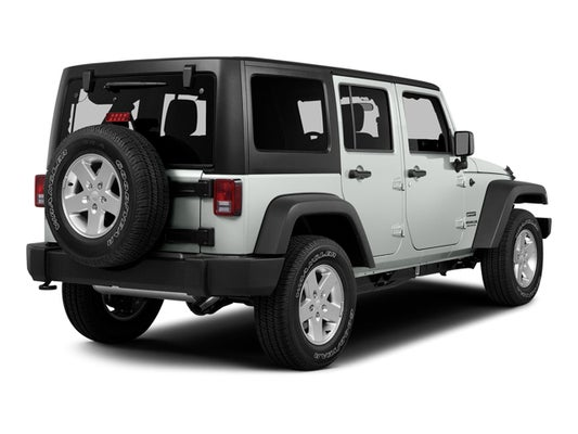 2015 Willys Jeep >> 2015 Jeep Wrangler Unlimited 4wd 4dr Willys Wheeler