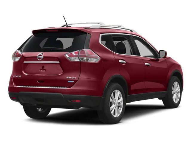 Used 2015 Nissan Rogue Fwd 4dr Sl North Carolina