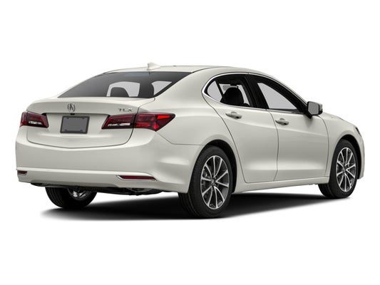 2016 Acura Tlx 4dr Sdn Fwd V6 Tech In Raleigh Nc Leith Cars