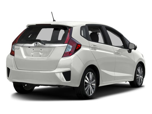 2016 Honda Fit 5dr Hb Cvt Ex In Raleigh Nc Leith Cars