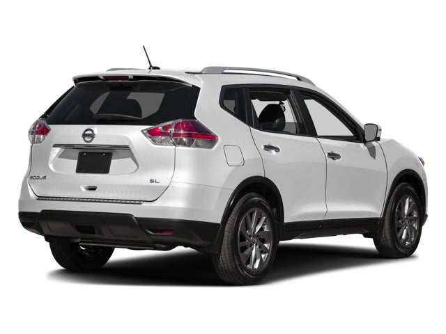 2016 Nissan Rogue Fwd 4dr Sl In Raleigh Nc Leith Cars