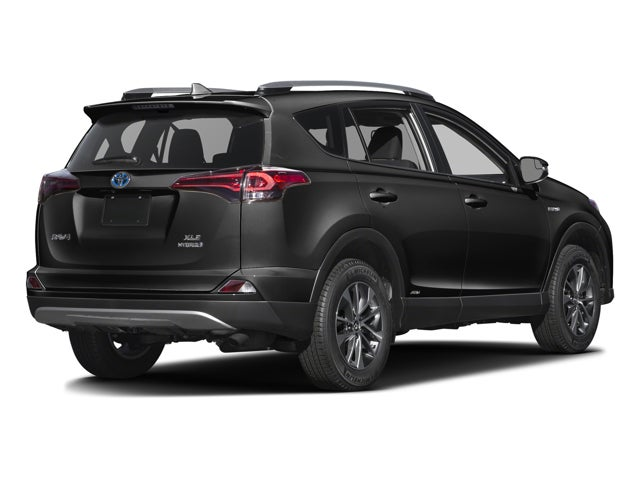 2016 Toyota Rav4 Hybrid Awd 4dr Limited In Raleigh Nc Leith Cars