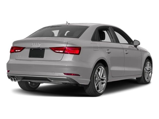 New 2017 Audi A3 2 0 Tfsi Premium Fwd North Carolina Wauaugff1h1049630