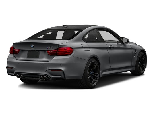 BMW M4 Coupe >> 2017 Bmw M4 Coupe