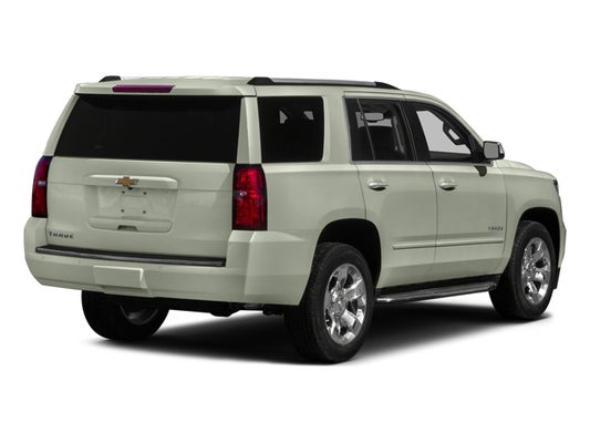 Used Chevy Tahoe >> Used 2017 Chevrolet Tahoe 4wd 4dr Premier North Carolina