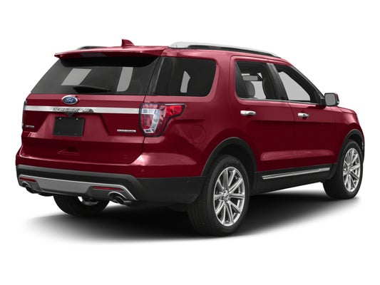 2017 Ford Explorer Limited Fwd In Raleigh Nc Leith Cars