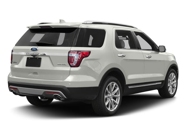 New 2017 ford explorer limited fwd north carolina Hgd stock price