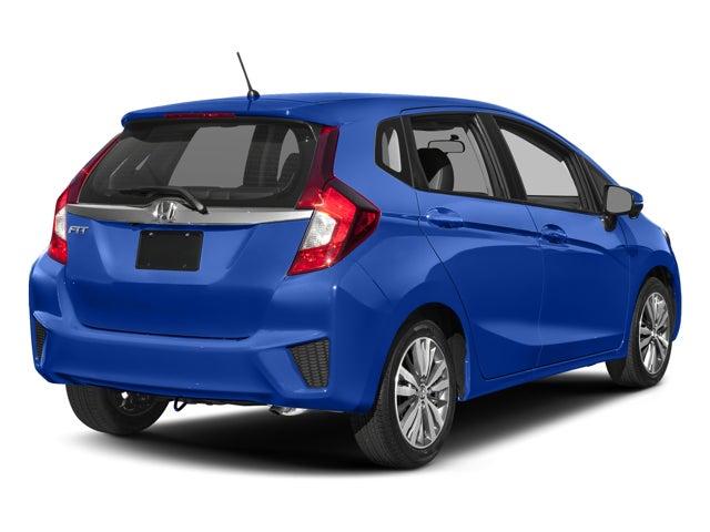 New 2017 Honda Fit Ex L Cvt North Carolina 3hggk5h87hm704738