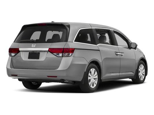 Used 2017 Honda Odyssey Ex L Auto North Carolina 5fnrl5h60hb025613