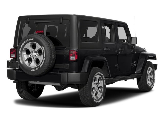 New Jeep Wrangler Unlimited Sahara North Carolina